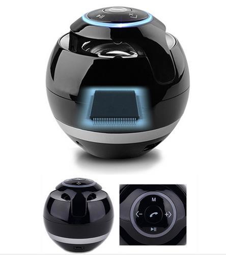 Bluetooth Speaker Mini Portable Wireless Speaker SoundbarSuper Bass Boombox Sound box with Mic TF Card FM Radio LED Light YST175