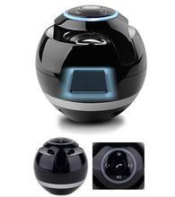 YST175 Boombox caja de Sonido del Altavoz Bluetooth Mini Portátil Inalámbrico Super Bass con Micrófono TF Tarjeta FM Radio Luz LED