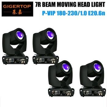TIPTOP 4 XLOT 230 w sharpy 7r beam moving head licht/osram 7R 230 w beam moving head licht /klei paky sharpy beam moving head licht