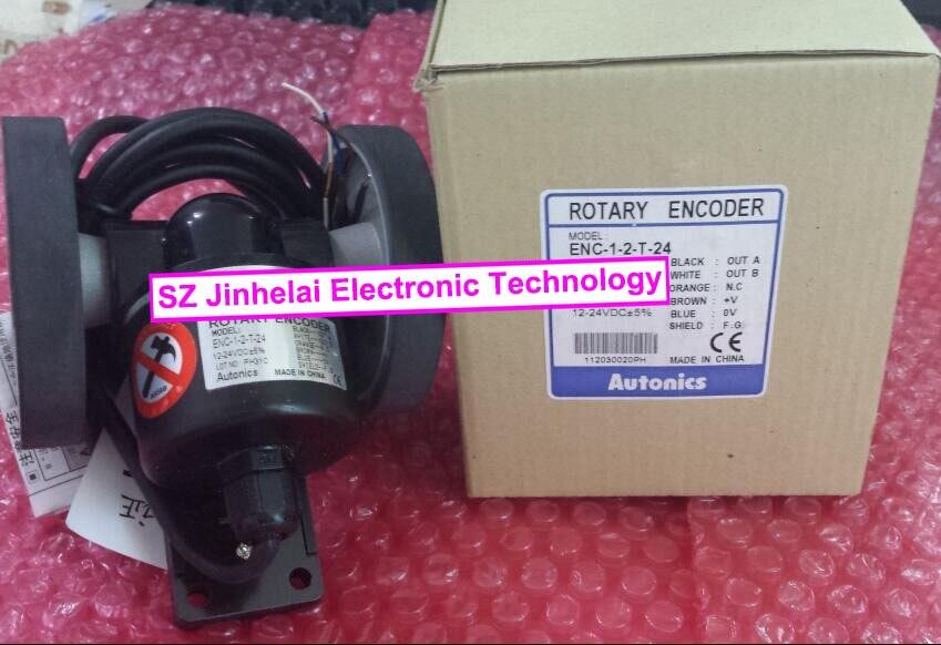 все цены на  100%New and original ENC-1-2-T-24 Autonics Roller type ENCODER  онлайн