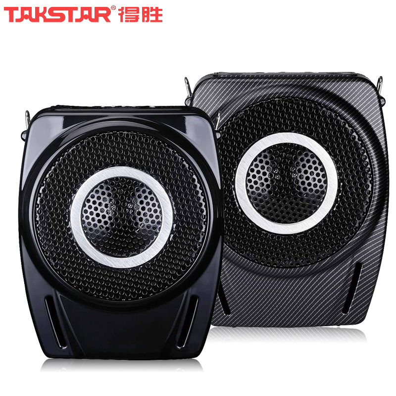 Takstar Digital Speaker Audio-Player Outdoor Portable MP3 1 18W E8M Guide-Selling Teaching-Tour