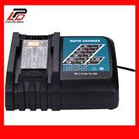 Новая замена Мощность инструмент зарядное устройство для Makita bl1415 bl1530 bl1840 BL1830 bl1845 bl1850, выход 3A только для Lithuim ионный