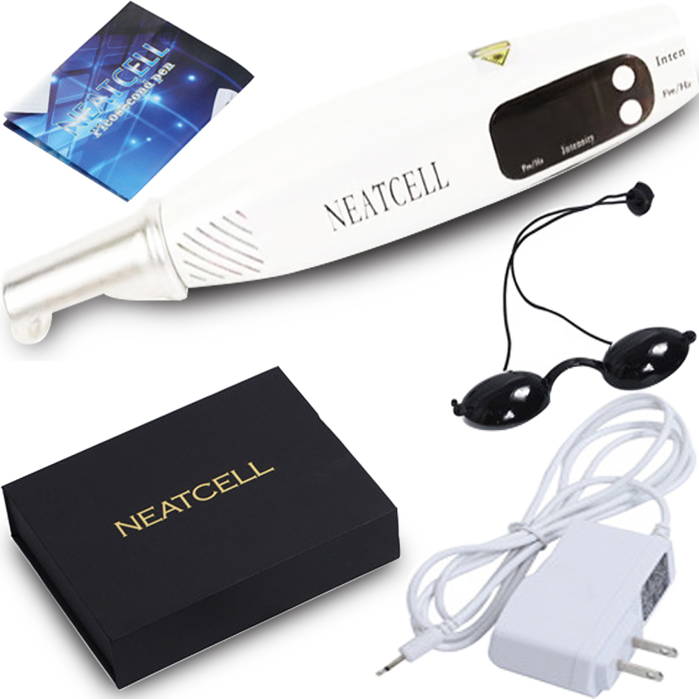 New Professional Laser Pen Beauty Care Removal Freckle Tattoo Removal Acne Removal Mole Freckle Treatment Machine Beauty Care linlin laser wart mole removal tattoo spot dark freckle tag pen wart machine skin care salon home beauty device remaval care