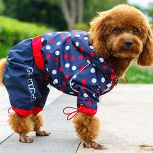 OnnPnnQ Waterproof Dog Raincoat for Small Medium Dogs Rain Coat Outdoor Clothes Dog Jacket Puppy Outfits Puppy Clothes for Pets