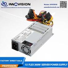 Высокая эффективность 1U flex psu Номинальная 300 Ватт Промышленный Блок питания PSU ENP7030B, 80Plus