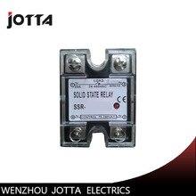 SSR -80DA DC control AC SSR Single phase Solid state relay все цены
