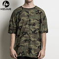 2017 Outdoors Camouflage CS HIPHOP T-shirt Men Breathable Army rock T Shirt Military Hot Camo casual Tees