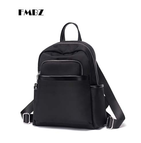 FMBZ Women's Backpack 2018 New Casual Student Bag Good quality package Fashion Oxford Women's Backpack Travel Bag Free Shipping цена 2017