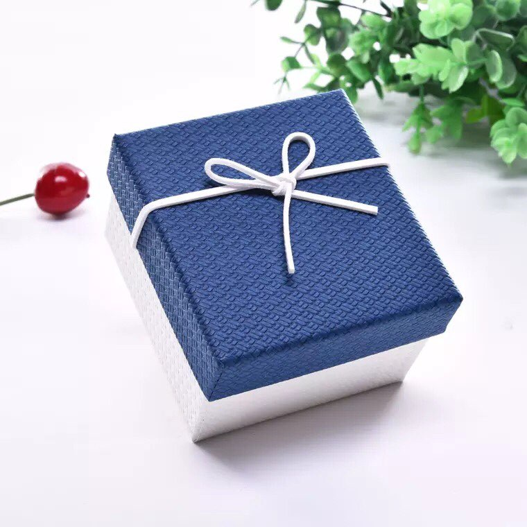 Simple Present Gift Boxes Case For Bracelet Bangle Jewelry Watch