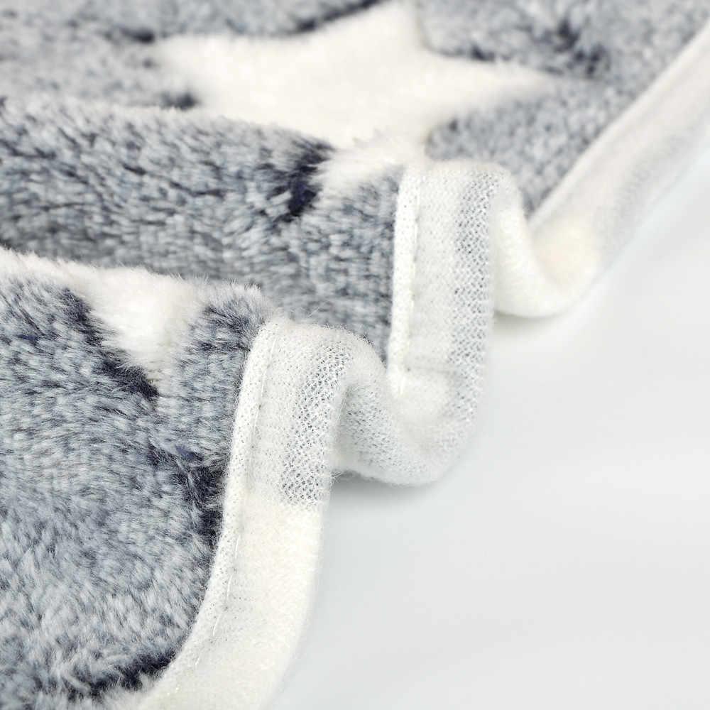 Transer Creative animal de compagnie chien chat lit chien chat reste couverture respirant animal coussin doux chaud sommeil tapis flanelle livraison directe July31