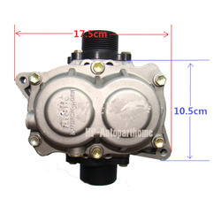 Auto Car AISIN AMR300 mini korzenie doładowania sprężarki dmuchawy booster turbosprężarka Kompressor turbina skuter ATV 0.5-1.3L
