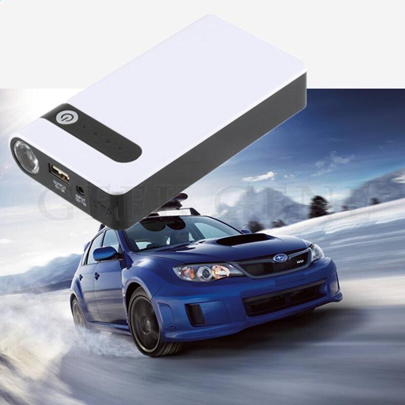 Mini Startvorrichtung 12000 mAh Tragbare Auto-ladegerät Für Autobatterie Booster Mobilen 12 V Benzin Diesel Auto Starter Jumper LED-Licht