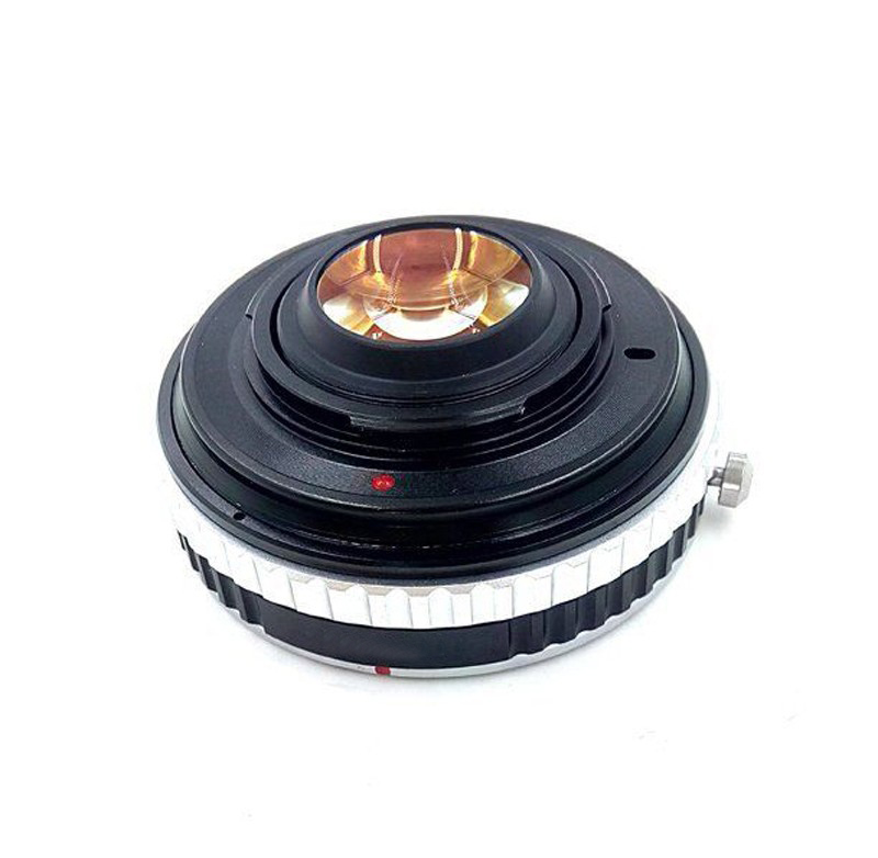 Focal Reducer Speed ​​Booster Adapter w / Aperture para Canon EF - Cámara y foto - foto 4