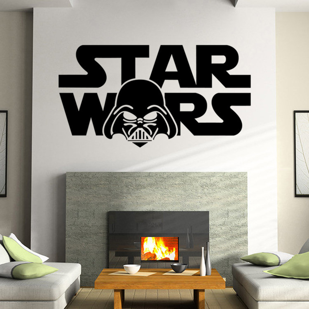 Aliexpress Buy Hot Selling Lego Star Wars Stickers For Walls