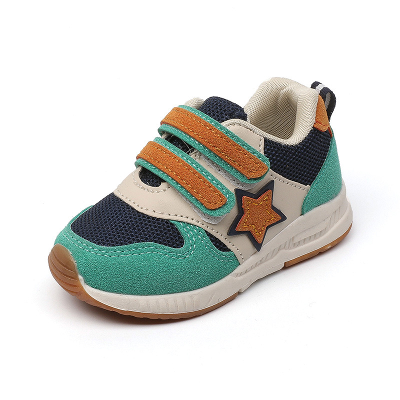 Sneakers For Children Kids Shoes For Toddlers Boys Girls Fashion Soft Breathable Casual Sports Running Shoes Candy Colors 21-30
