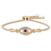 14c755bbdef9 Bohemian Bracelet Evil Eye Bracelet Rose Gold Silver Adjustable Women Girls  Femme Moda Mujer 2019 Rhinestone
