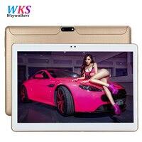 Envío libre 10.1 pulgadas tablet pc android 5.1 octa core RAM 4 GB ROM 64 GB 3G 4G LTE 8 core 1280*800 tabletas Niños Regalo MEDIADOS 10 10.1