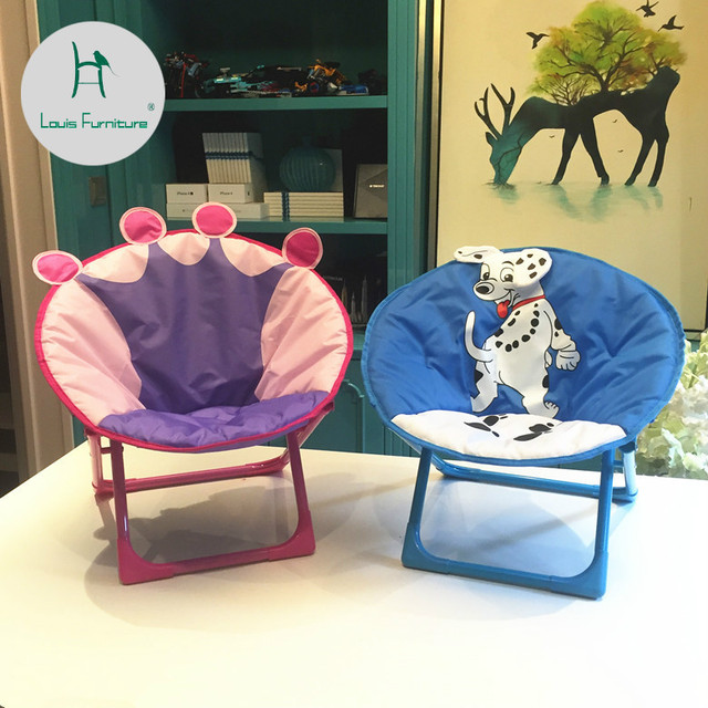 Stool Chair In Chinese Antique Oak Dining Styles Louis Fashion Children Chairs Modern Lazy Baby Folding Learning Cartoon Kindergarten