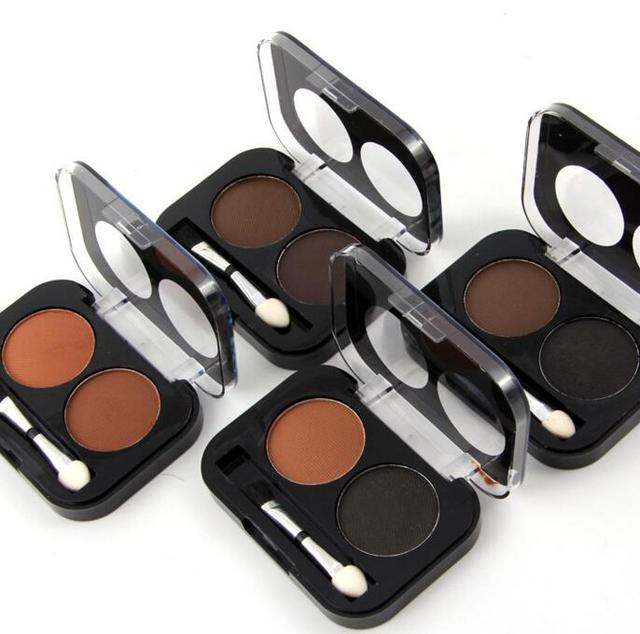 24pcslot Miss Rose Eyebrow Makeup Kit Set Waterproof 4 Color