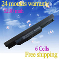 JIGU 6Cell Notebook Rechargeable Battery For ASUS K53 K53B K53BY K53E K53F K53J K53S K53SD K53SJ