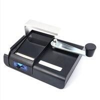 8mm Hand Cigarette Injector Maker Tobacco Cigarette Filling Machine Tobacco Accessories Rolling Machine