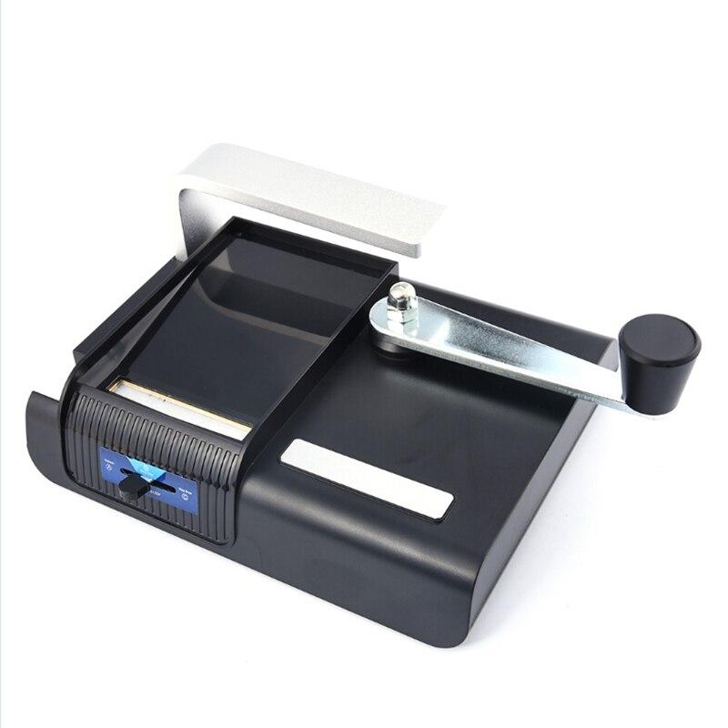 Machine de remplissage de tabac de Machine de remplissage de Cigarette de fabricant d'injecteur de Cigarette de main de 8mm