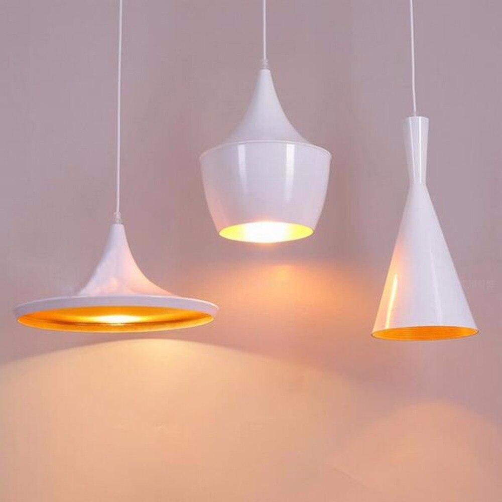 Fashion fixture hot selling super quality britain style tom dixon beat light wide size aluminum parlour lamps pendant lamp ming