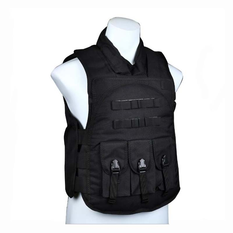 Military Equipment Tactical Vest CS Wargame Army Paintball Airsoft Hunting Vest Outdoor Sport Combat Protective Vest 4 Colors new tactical training gloves half finger army combat military gloves for outdoor sport hunt bicycle cs paintball