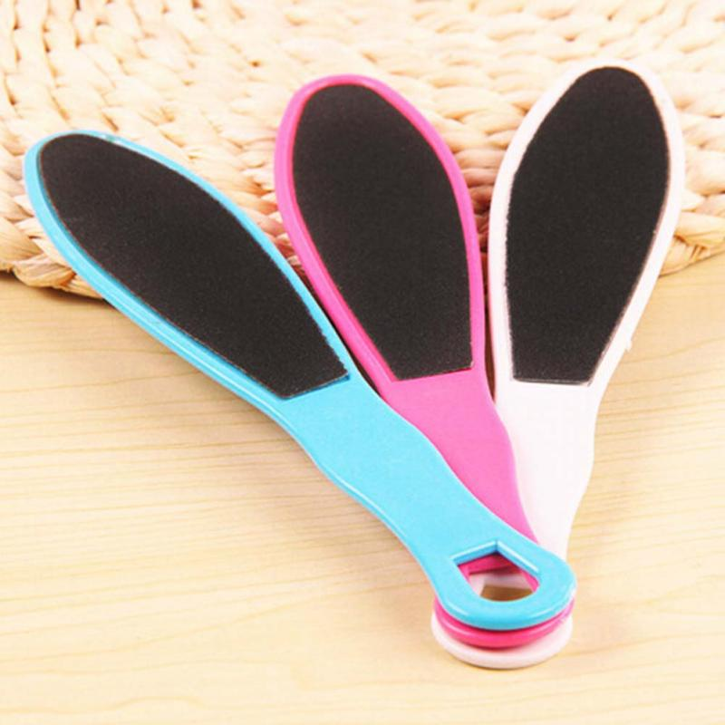 Double Side Matte Foot Care Pedicure Tool Sanding File Hard Dead Skin Callus Remover Pedicure New Grinding Calluses Foot File