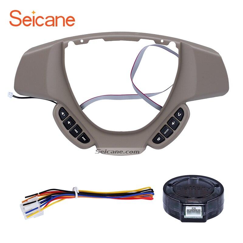 Seicane Simple installation Studying Steering Wheel Audio Controller for SUZUKI ERTIGA Volume Music Bluetooth Remote Button