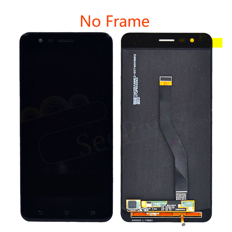 Image 3 - OLED For ASUS ZenFone 3 Zoom ZE553KL ZE553 Z01HDA LCD Screen 