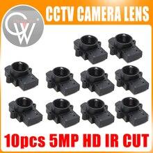 5.0 Megapixel M12 IR CUT IR Cut Filtro Duplo ICR Duplo Switcher 20mm Lens Mount Holder para 5MP IP CVI TVI AHD CCTV câmera