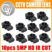 5.0 Megapixel M12 IR Cut Filter Dual ICR Double Switcher IR CUT 20mm Lens Mount Holder for 5MP IP AHD CVI TVI CCTV Camera