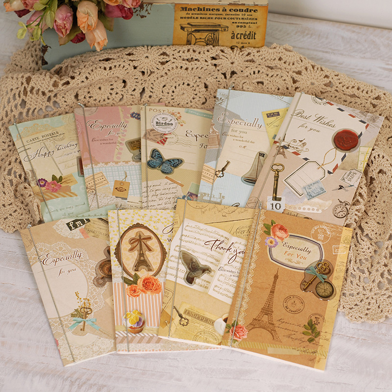 Vintage Greeting Card For Birthday Wishesthank Youespecially For