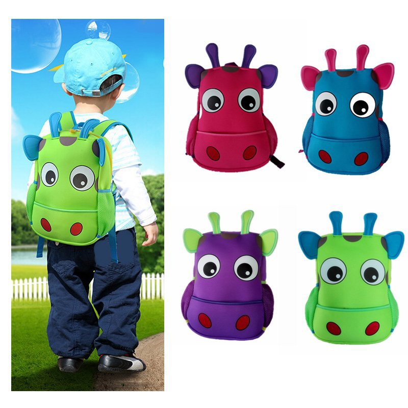 Aliexpress Buy Preschool Baby Cute Cartoon Book Bags