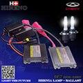 Fuente de luz de la lámpara bombillas de Los Faros de Xenón Hid Lastre delgado Car Kit Para Cowin Chery QQ A1 A3 A5 E5 E3 E5 Tiggo Eastar Fulwin ARRIZO