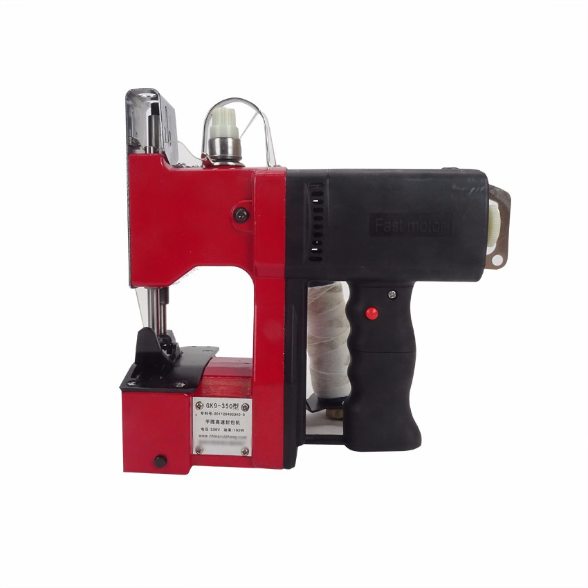 1PC GK9 350 Manual Sewing Machine Hand Bag Sewing Machine Automatic Tangent Hand Woven Sewing Machine