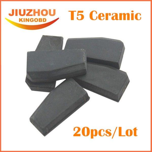 20pcs Lot Hot Unlock T5 blank cloner ID T5 transponder chips for car keys T5 id20