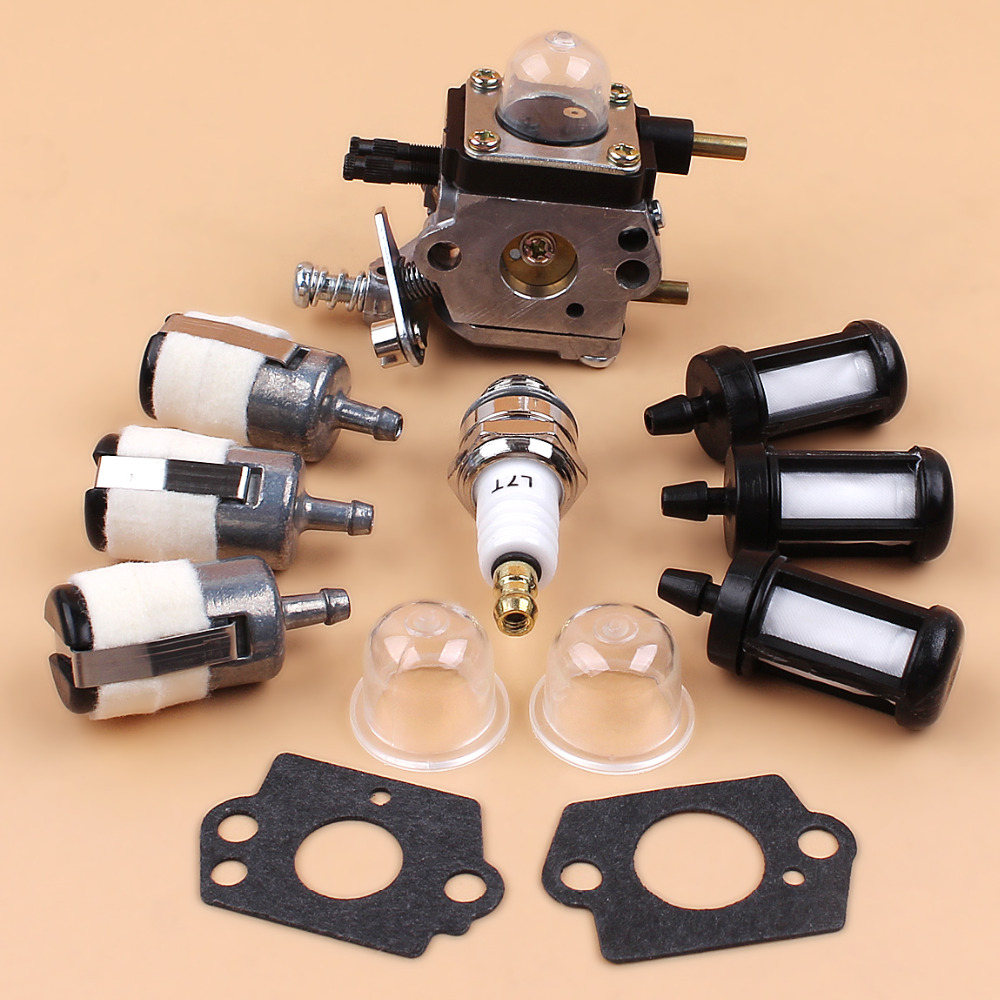 carburetor carb fuel filter primer bulb kit for mantis. Black Bedroom Furniture Sets. Home Design Ideas