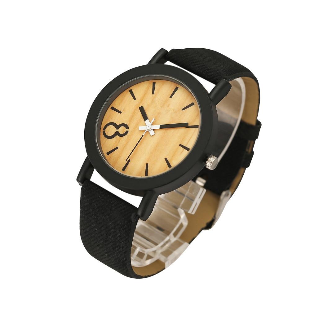 Superior Ženski muški neutralni jednostavan modni kožni kvarcni - Ženske satove - Foto 6