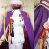 Axis Powers Hetalia Japan Honda Kiku Cosplay Uniform Costume Gift Badge
