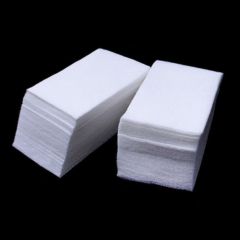 900Pcs Nail Wipe Cotton Makeup Wipes Cotton Pads For Nail Art Polish Acrylic Gel Tips Remover Cleaner