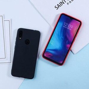 Image 3 - Case For Xiaomi Redmi 7 6 Pro 4A 4X 5A 6A 5 Plus Candy Color TPU Case For Redmi Note 7 6 5 Pro 4X 5A Prime Silicone Matte Case