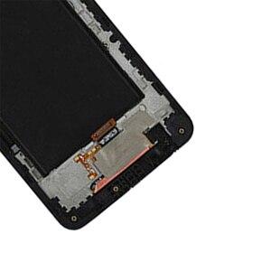 """Image 3 - 5.7 """"AAA Per LG ls775 K520 LCD Display Touch Screen di Vetro del pannello con Cornice Kit di Riparazione di Ricambio Parti Del Telefono + trasporto Libero"""