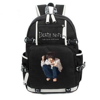Аниме рюкзак тетрадь смерти в ассортименте 1