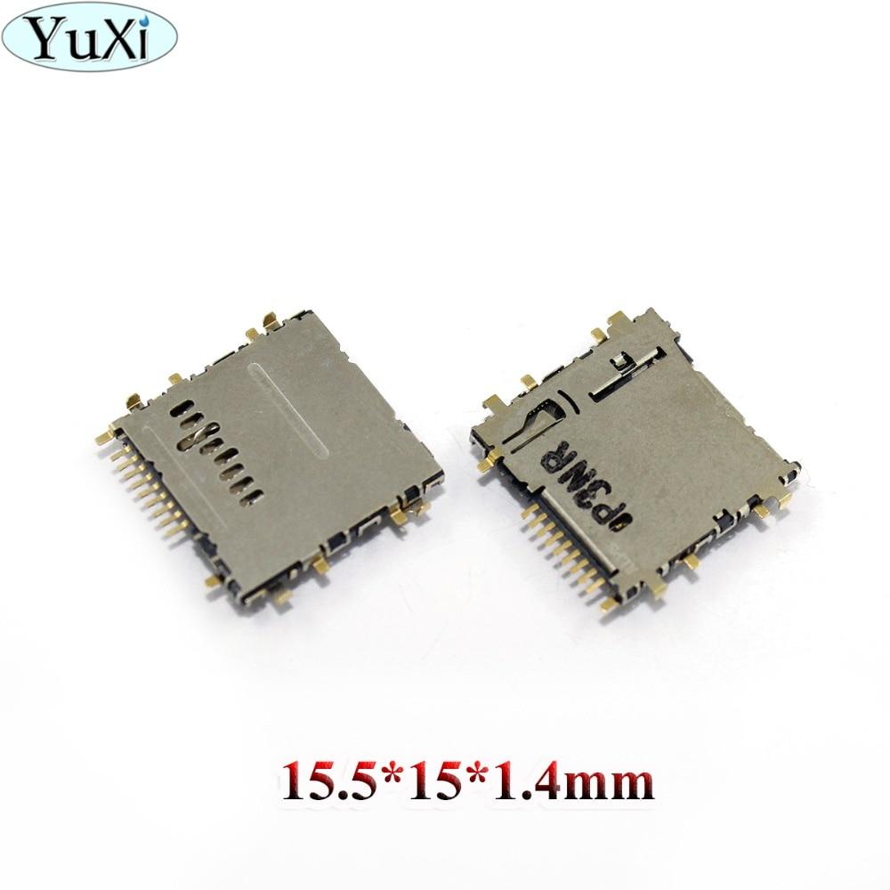 YuXi For Samsung Galaxy Tab 3 8.0 T310 T311 / T210 T211 T315 T111 W2014 10.1 P5200 SIM Card Reader Holder Tray Slot Socket