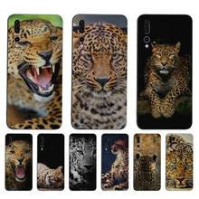 Yinuoda 動物ヒョウ coque ソフトカバーケース Huawei 社 P9 P10 P10plus P20 P20pro NOVA2 honor9 honor10 V9 V10(China)