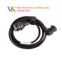 SD C4 14PIN Cable for MB Star SD Connect Compact 4 Star Diagnostic Interface