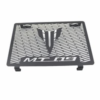 MT09 TRACER Grille Radiator Guard Water Cooler Coolant Cover Frame Protector for Yamaha MT 09 FZ 09 2014 2015 2016 2017
