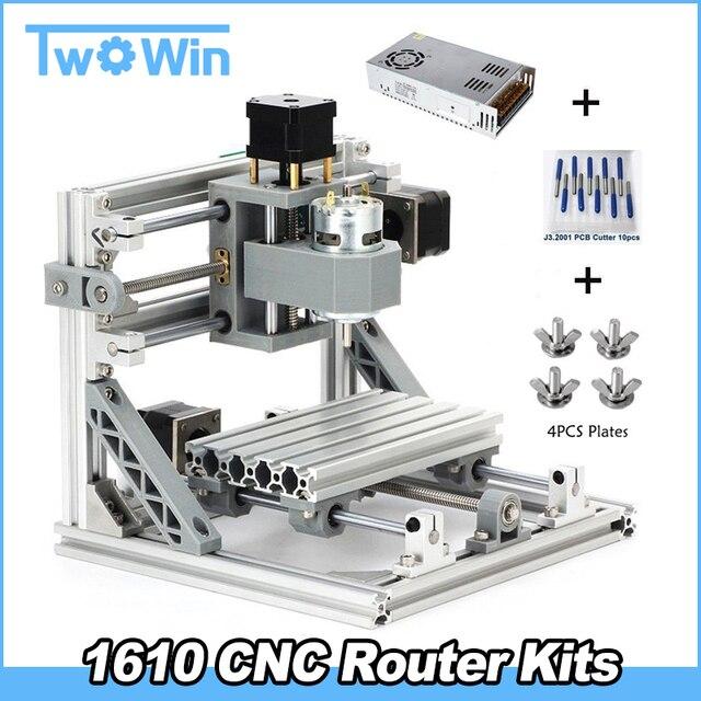 Grbl Control Diy Cnc Router Kits 1610 Mini Cnc Machine Working Area